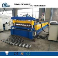 Wholesale Sheet Metal Roofing High Rib Corrugated Roll Forming Machine For Wall Cladding from china suppliers