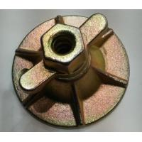 Wholesale φ17mm Forged  Round swivel wing nut Combi nut formwork accessories from china suppliers