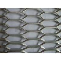 Wholesale Galvanized Flat Expanded Plate Mesh, Perforated, Dutch Weave from china suppliers