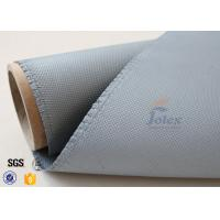 Wholesale 1050gsm silicone coated fiberglass cloth For Railway Engine Sparks Protection from china suppliers