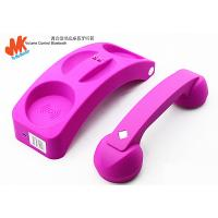 Wholesale For All Mobile Phones and Computers, Pink Cordless Retro Bluetooth Phone Handset from china suppliers