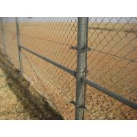 Wholesale PVC Coated Chain Link Fence For Football Field Fence from china suppliers