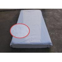Wholesale Breathable Waterproof Crib Mattress Cover , Crib Mattress Pad Cover from china suppliers