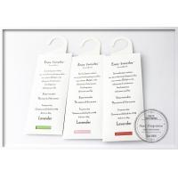 Wholesale professional Scented Envelope Sachet lavender wardrobe sachets from china suppliers