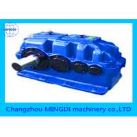 Wholesale Hard Gear Face Shaft Mounted Gearbox For Food Machinery , Helical Gear Box from china suppliers