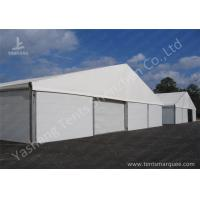 Wholesale Waterproof Temporary Aluminum Alloy Frame Portable Storage Tents Warehouse Usage from china suppliers