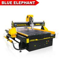Buy cheap Best Price 4 Axis 3d Cnc wood Carving Machine with Water Cooled Cnc Router Spindle Motor from wholesalers