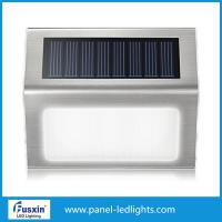 Wholesale Small Solar Stairs Step Modern Decorative Wall Light Full Charged Working 6~8hours from china suppliers