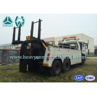 Quality Custom 6 X 4 RHD Dongfeng Chassis Wheel Lift Tow Truck 16 To 50 Tons for sale