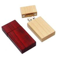 Wholesale bamboo material available Wooden USB stick with 512mb 1g 2g 4g 8g 16g from china suppliers