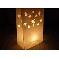 "Wholesale Paper Packaging Bags / Luminary Lantern Bags Path Lighting 6""Width x 10""Height x 3.5""Depth from china suppliers"