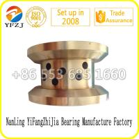 Wholesale OEM Mechanical Parts Flange bushing Flange Bronze Bearing Flange Brass Bushing from china suppliers