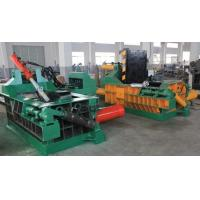 Wholesale Used Scrap Metal Hydraulic Compress Baler Baling Machine / Baler Press For Sale from china suppliers