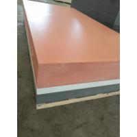 Wholesale Colorful Reinforced Fiber Cement Panel Siding Board For Interior / Exterior High Strength from china suppliers