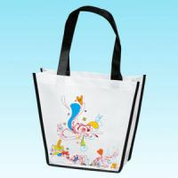 Wholesale Die Cut Bag / Puch Bag / Non Woven Handle Bag from china suppliers