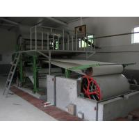 Wholesale Model 787 tissue paper /toilet paper making machine from china suppliers