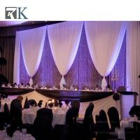 Wholesale High grade pipe and drape background systems for parties and special event from china suppliers