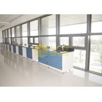 Wholesale 2480 * 1830mm epoxy resin worktop matte surface durability , lab benches from china suppliers