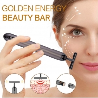 Wholesale Beauty Bar 6000VPM 24k Golden Pulse Facial Massager from china suppliers
