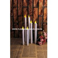 Wholesale Resin Drip Battery Operated Flameless LED Taper Candles for  Wedding / Christmas from china suppliers