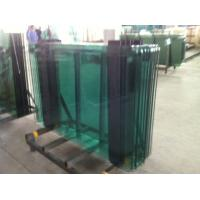 Wholesale Heat resistant laminated tempered glass 19mm Table Tops with Round Corners R100mm from china suppliers