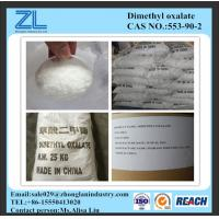 Wholesale CAS NO.:553-90-2,plasticizer raw material Dimethyl oxalate from china suppliers