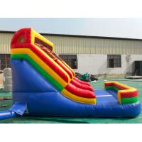 Wholesale Customized Gaint Commercial Inflatable Slides Water and Fire Proof from china suppliers