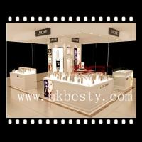 Wholesale furniture for cosmetic display with LED lighting from china suppliers