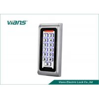 Wholesale MA10- E Metal Waterproof Single Door Access Controller Keypad with  EM card ID Card from china suppliers