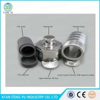 Wholesale 150ml High Quality high temperature Teflon Lined Hydrothermal Synthesis Autoclave Reactor from china suppliers