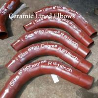 Wholesale ceramic lined elbows from china suppliers