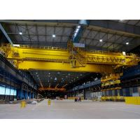 Wholesale 25 Ton Double Girder Overhead Crane Lifting Equipment For Lifting Materials In Warehouse from china suppliers