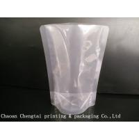 Wholesale High Barrier Transparent Stand Up Pouches / Coconut Oil Packaging Pouches from china suppliers