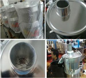 Quality 180W Commercial Fruit Juice Extractor / Press Juicer For Orange Fruit for sale