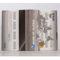 Quality Creative 3D Bank Card Travel Pasport Holder for sale