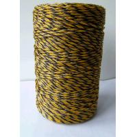 Wholesale China supplier electric fence temporary poly rope for animal farm fence QL721 from china suppliers