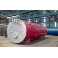 Wholesale High Pressure Gas Fired Heating Oil Boiler High Efficiency For Wood / Electric from china suppliers
