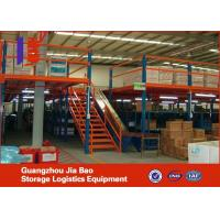 Wholesale Multi-tier Level Mezzanine Floor Warehouse Rack For Factory And Industrial from china suppliers