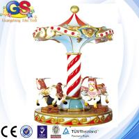 Wholesale 2014 ITALY CAROUSEL kids rides used carousel horse for sale carousel for kids ride from china suppliers