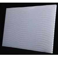 Wholesale Corrugated plastic board(S style) from china suppliers