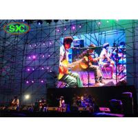 Wholesale High Resolution P6 Stage Led Panels Module 384*192mm / SMD Curtian LED Display from china suppliers