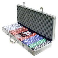 Buy cheap 500PCS Poker Chips Set - 2 from wholesalers