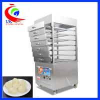 Wholesale Commercial gas steamed buns steamer pastry steaming machine from china suppliers