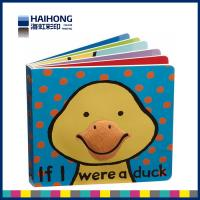 Wholesale Full Color Child  Board Book Printing , mini picture book printing and Binding from china suppliers