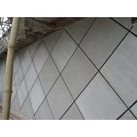Wholesale Waterproofing External Cement Board Cladding , Fiber Cement Exterior Siding Moistureproof from china suppliers