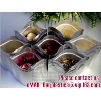 Wholesale Foil snack pouches, Cookie packaging, Tea pack, Coffee pack, Oil packaging, Juice pack from china suppliers