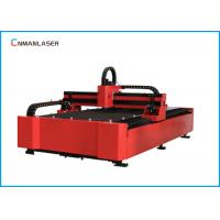 Wholesale 1530 Water Cooling Automatic Adjust Focus 1000w Metal Laser Cutting Machine from china suppliers