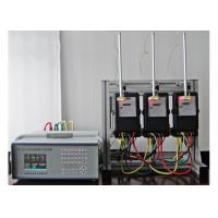 Wholesale 0.1-100A High Stability Portable Three Phase Energy Meter Test Bench Equipment from china suppliers