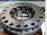 Wholesale Forged Forging Steel CNC Turning Milling Grinding Machining Gas Steam Turbine Engine Pressure Plate Covers from china suppliers