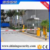 Buy cheap Car Parking  boom barrier  access control Electronic Barrier Gates from wholesalers